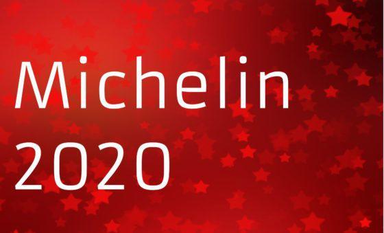 Michelin sterren 2020